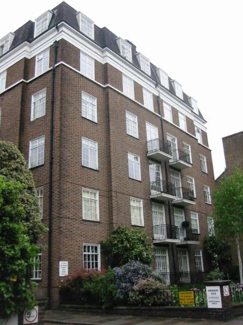 Shrewsbury House London Flatt