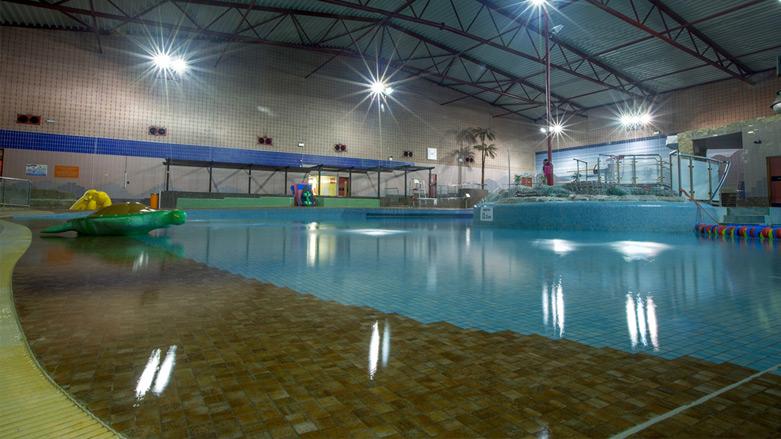 Cascades Leisure Centre Flatt