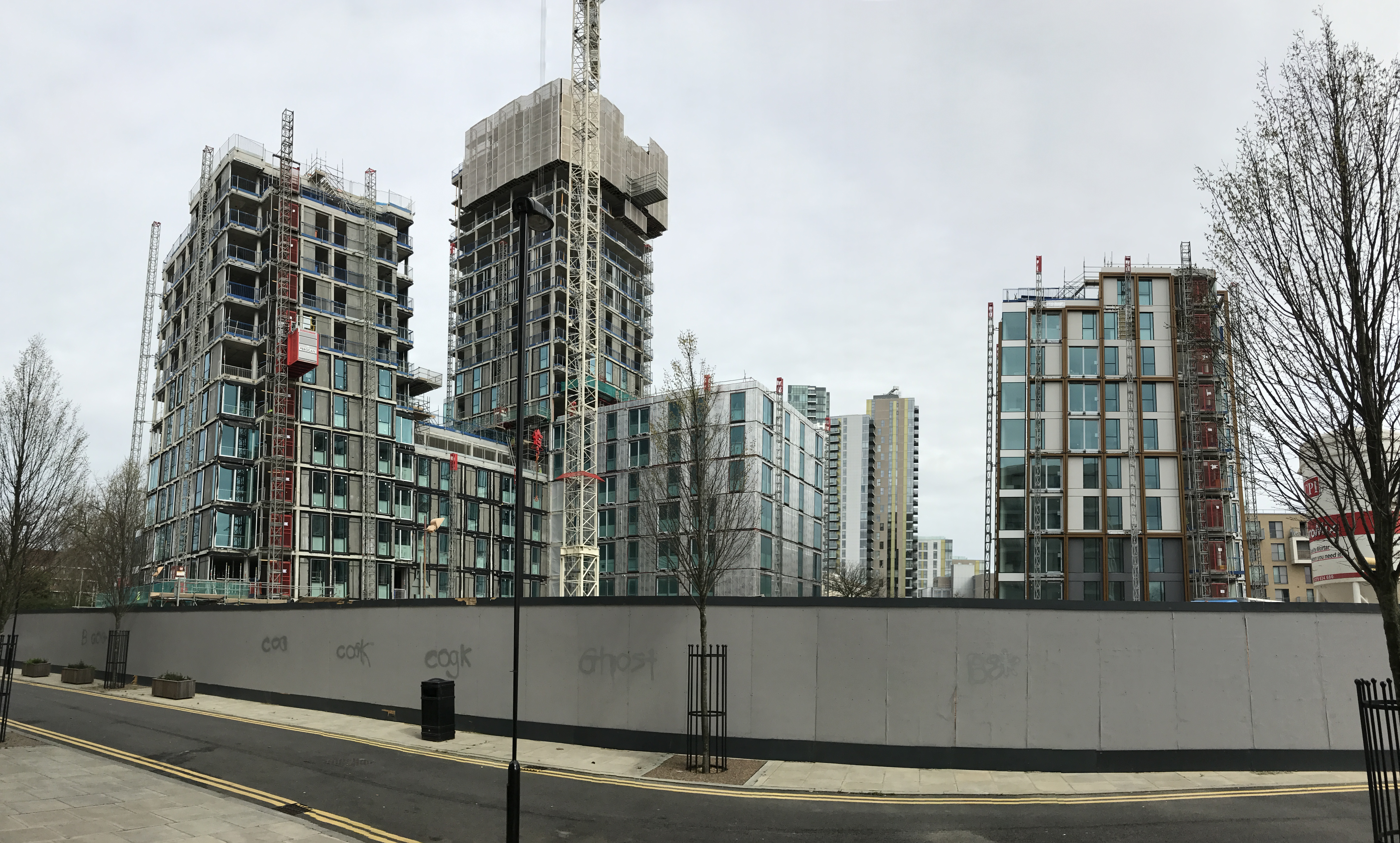 Woodberry Park Phase 2 Taking Shape