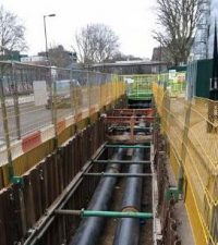 Elizabeth House – Connect to Thameswey District Heating