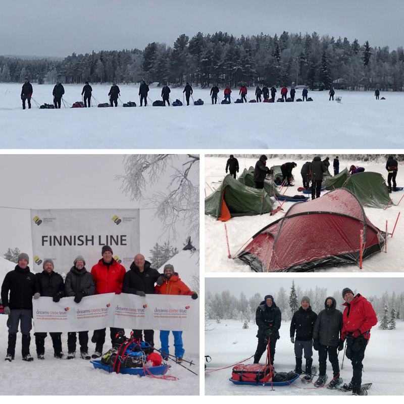 Trekking the Arctic – Challenge Completed!